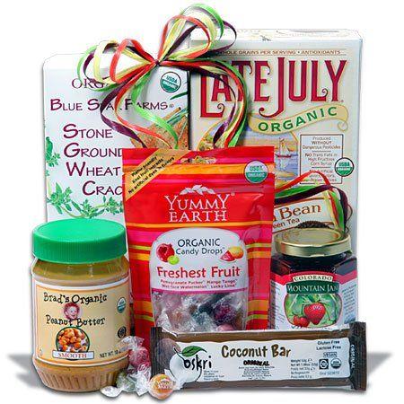 Organic Gift Basket - Stack…