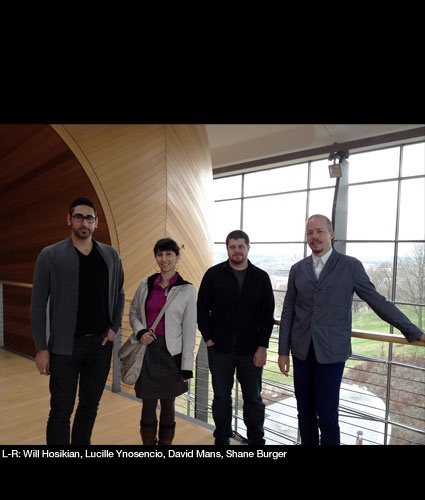 In late March 2012, Woods Bagot was well represented at the annual Smartgeometry Workshops and Conference in Upstate New York, USA.