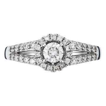 Proposal, engagement ring, solitär, solitaire, bague de fiançaille DIAMANTA chez eboutic.ch