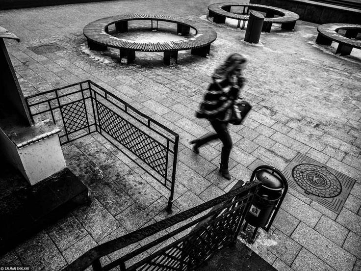 https://flic.kr/p/Qi4CGs | Hurrying woman in Moscow | Moscow, 23.dec.`16