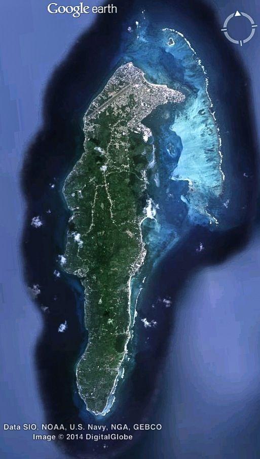 San Andrés Islas, 100% Colombia.