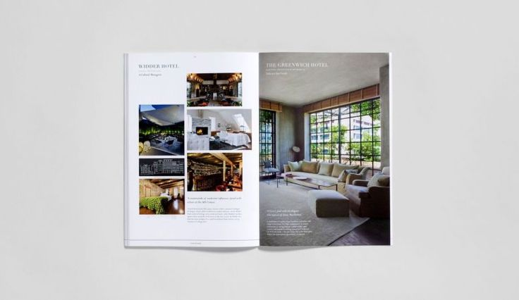 The Aficionados® Travel Magazine by White Line Hotels, directory, print, guide