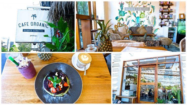 Best breakfasts in Bali - Cafe Organic
