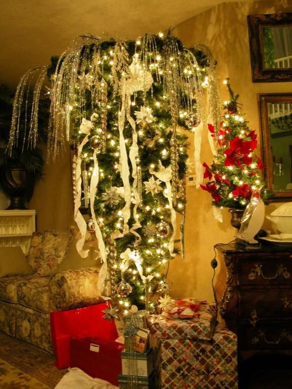 1000 images about funky christmas trees on pinterest for How did the christmas tree come about