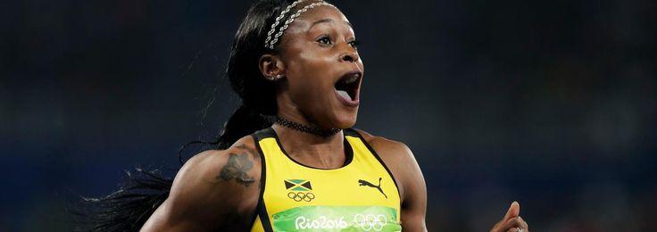 Niet Schippers, maar zij is de snelste vrouw van de wereld   Sport   de Volkskrant