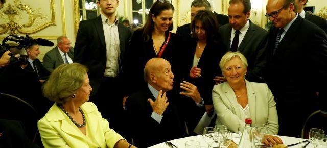 Valéry Giscard d'Estaing réunit son ancienne famille centriste