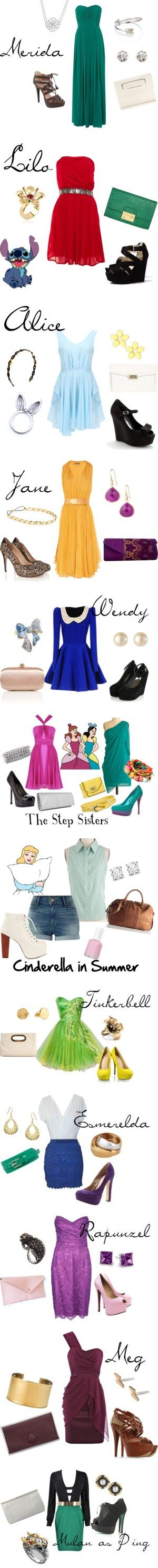 """Modern Princess"" by chargergirl on Polyvore"