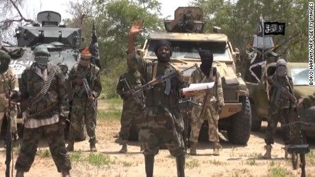Here's a look at Boko Haram, a militant Islamic group working out of Nigeria, whose purpose is to institute Sharia, or Islamic law.