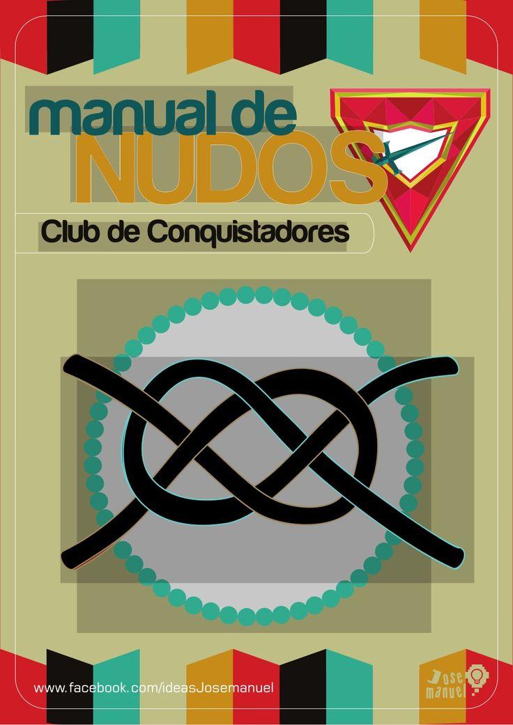 MANUAL DE NUDOS II - NOTICONQUIS by Omar David Sánchez Paredes via slideshare