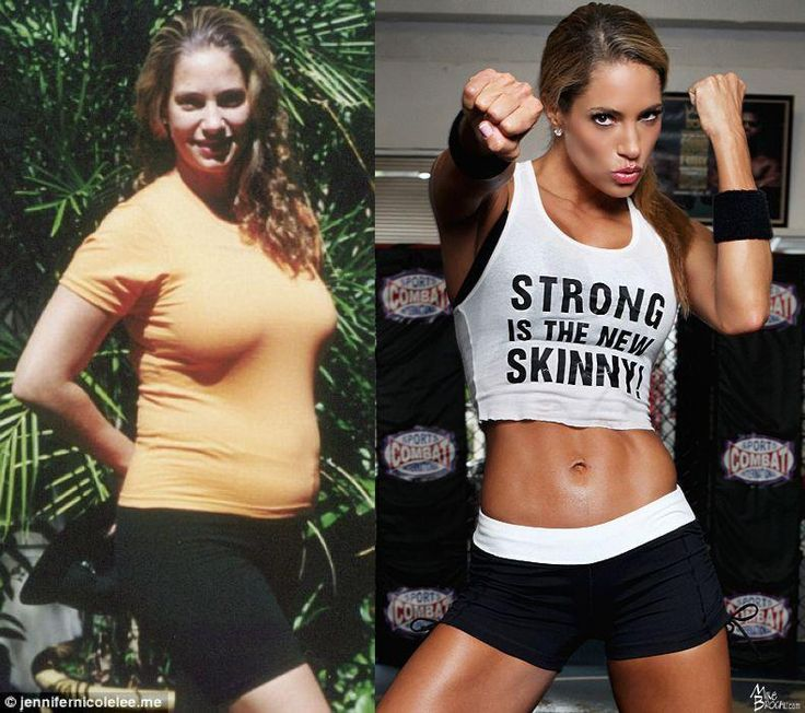 Jennifer Nicole Lee - The Best Gallery Of This Weight Loss Fitness Icon [70 Pics]