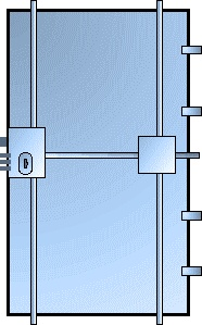 Nuestra Empresa desde sus comienzos en el año 1988 se ha ido especializando en Puertas Blindadas de Máxima Seguridad combinando esto con diseño.