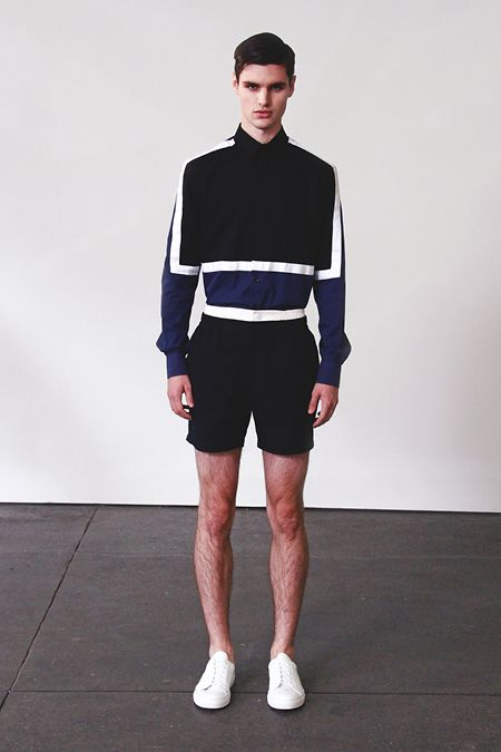 Carlos Campos Spring-Summer 2015 Men's Collection