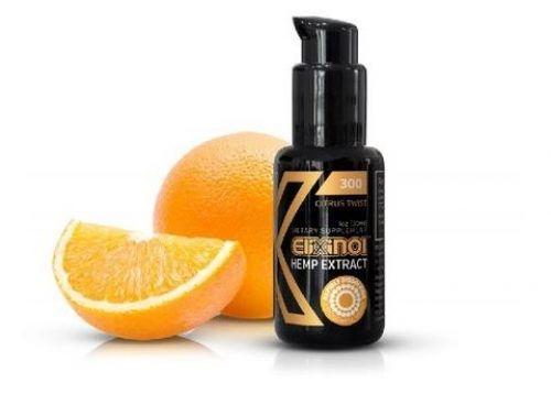 Spray hemp extract Liposomes