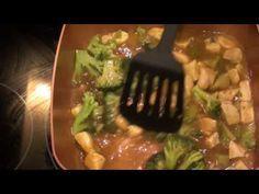 Copper Chef Pan Review + Chicken Teriyaki Recipe! @CopperChef