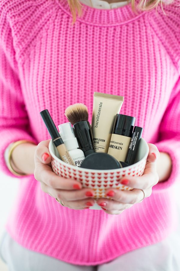 Complexion Rescue by bareMinerals - A PIECE of TOAST // Lifestyle + Fashion Blog // Dallas