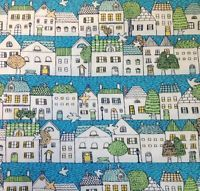 Sevenberry - Go Go Vacation  - Half Meter Cotton Fabric - Japanese