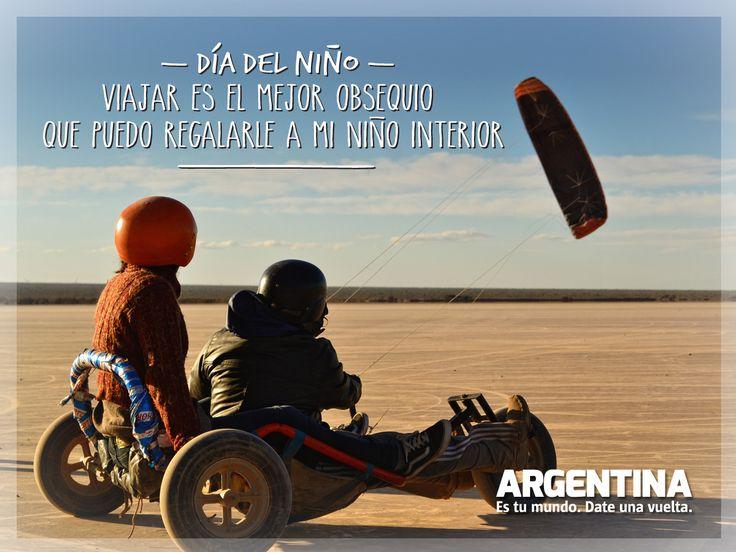¡Festejá el Día del niño vos también!  #ArgentinaEsTuMundo #Argentina #viajar #viajes #turismo #turista #travel #maleta #experiencias #pasion #finde #escapada #vacaciones #destino #niño #felizdia #regalo