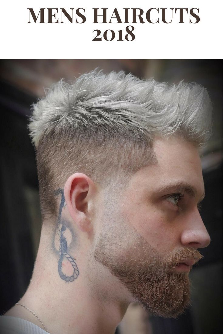 Top 100 Mens Haircuts 2018 Textured Fauxhawk Fade Check Out Our