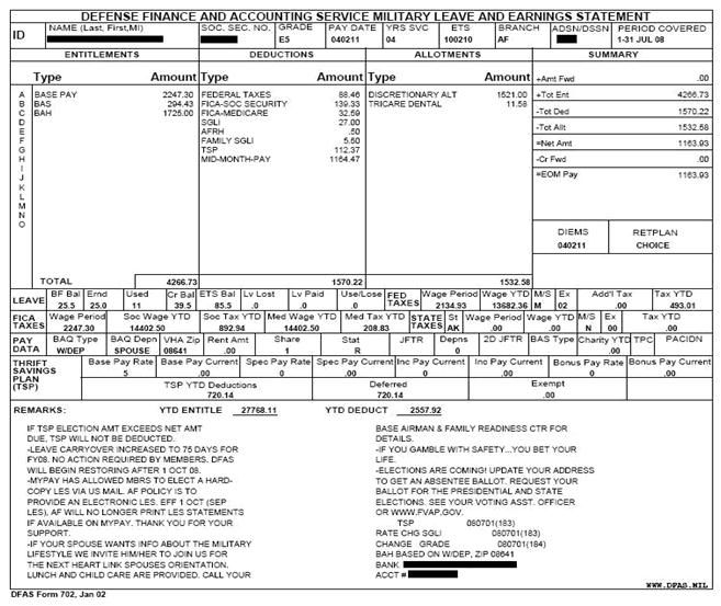 Printable Direct Deposit Form Statement Template Statement Earnings