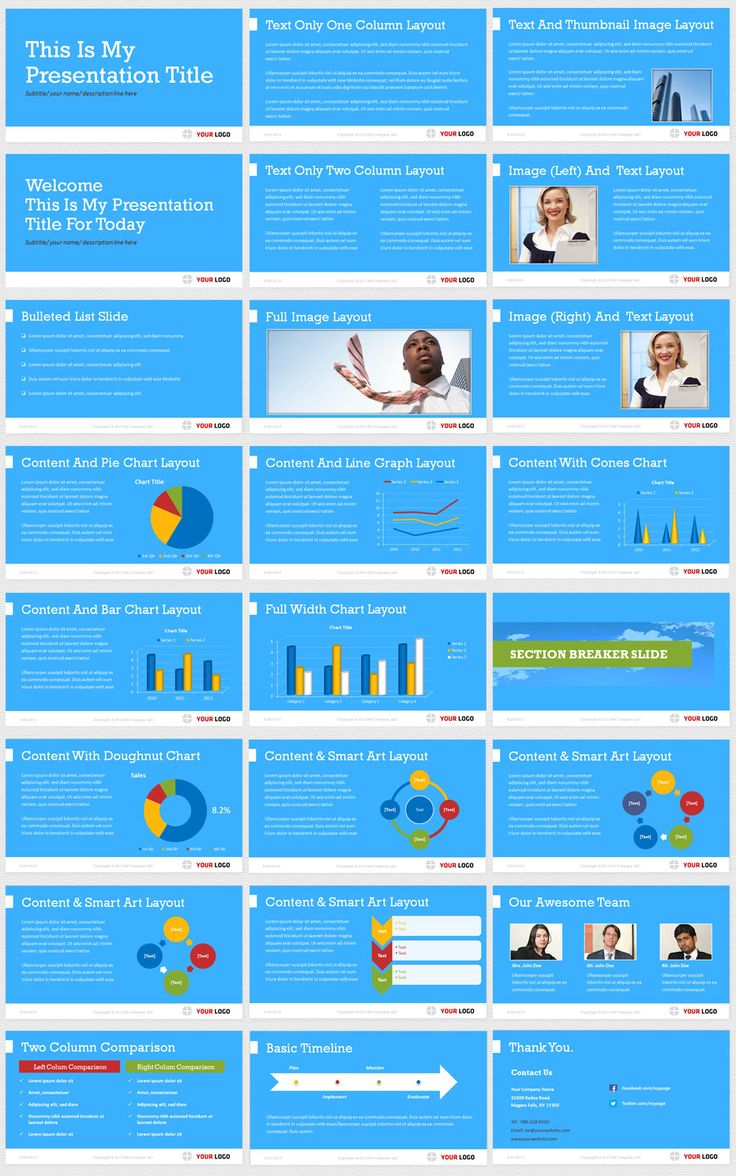 10 best powerpoint presentations images on pinterest powerpoint professionally made flexible business presentation template wajeb Images