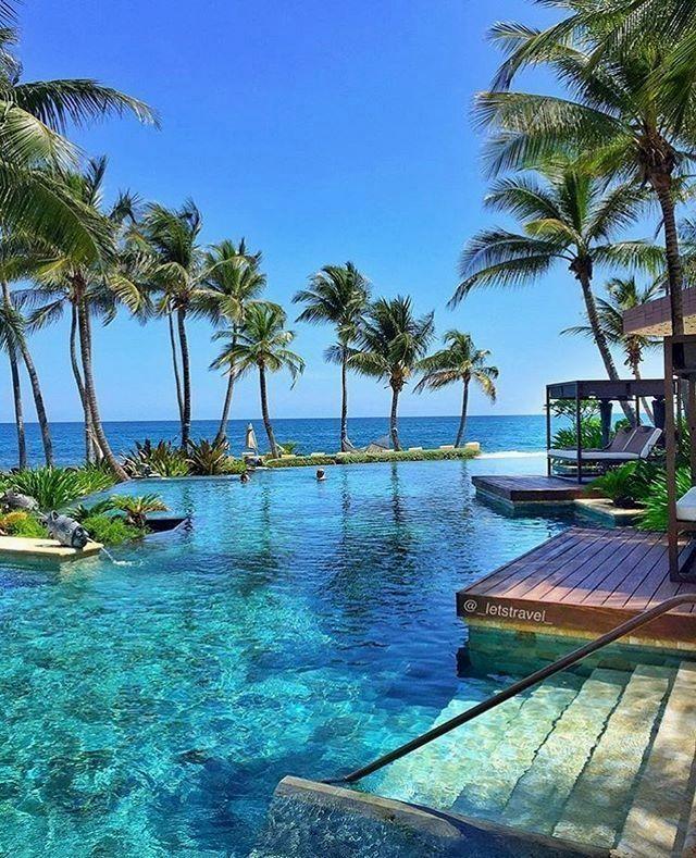 Ritz Carlton Reserve, Puerto Rico!