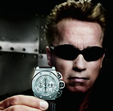 rolex daytona 2012 - I so want this watch ! Lol maybe I have to buy a replica.: 10 Watches, Arnold Schwarznegg, Over Arnold, Expensive Watches, Arnold Watches, Google Such Products, Audemars Piguet, Expen Watches, Piguet Adverti