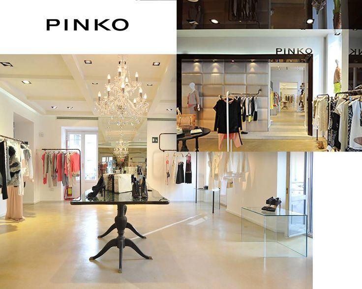 PINKO store MILANO Via Monte Napoleone, 26