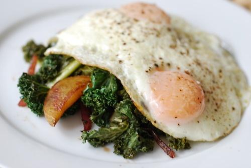 ... ! | Yummy Yummy | Pinterest | Kale, Fingerling Potatoes and Risotto