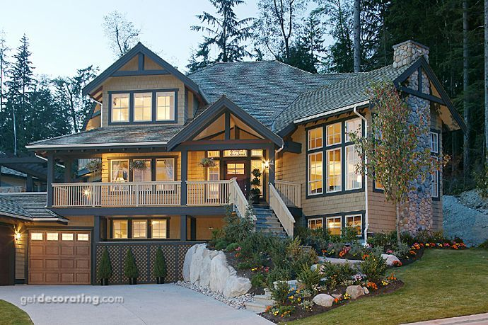 Front View of House, Home Exterior , House Exterior #house #exterior