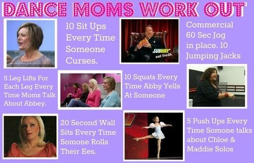 dance moms workout: Dancemoms,  Internet Site, Fit, Momworkout,  Website, Dance Mom Workout, Work Outs, Web Site, Dance Moms Workout