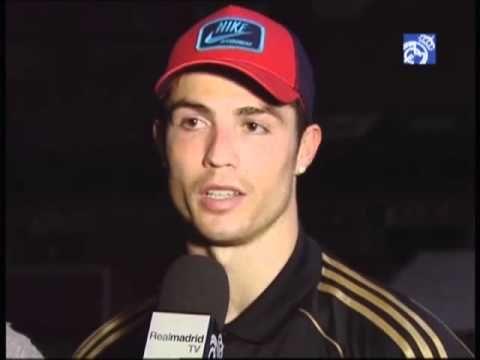 Real Madrid  Cristiano Ronaldo: Estoy muy contento es mi primera Liga en España y es una alegría