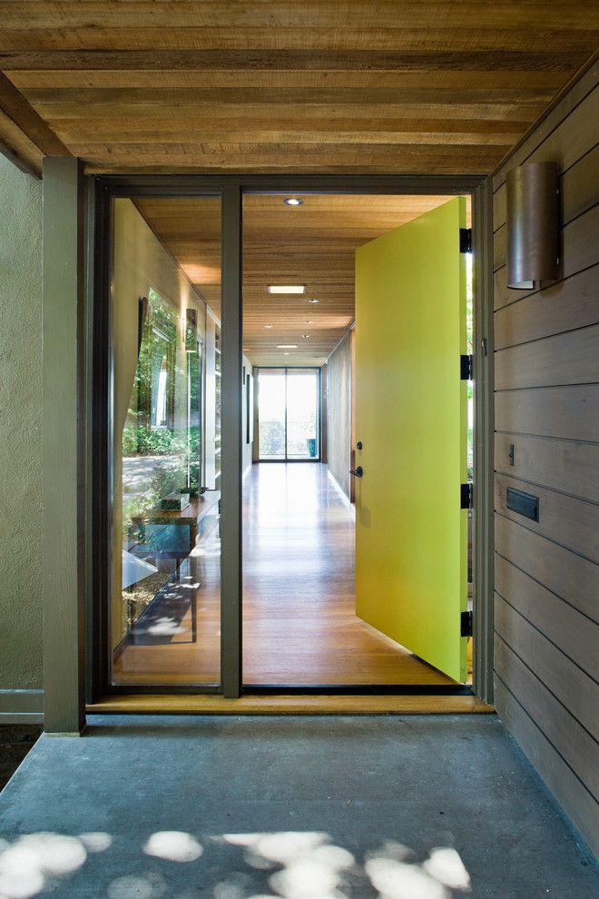 Front Door - modern - entry - san francisco - Koch Architects, Inc. Joanne Koch