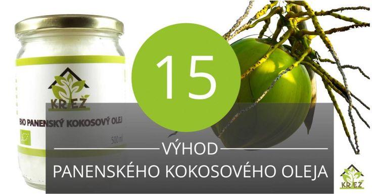 Kokosový olej 15 pozitívnych účinkov a nežiadúce účinky