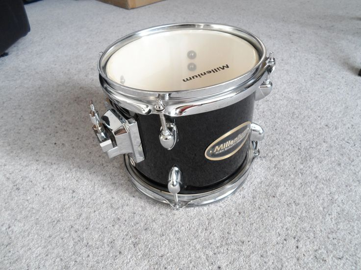 8″ TomTom Drum, Sawed in Half, Made into Two Piezo Pickup Electronic Drum Pads #MusicMonday « Adafruit Industries – Makers, hackers, artists, designers and engineers!