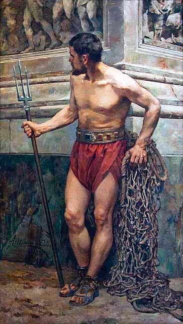 El Gladiador                                                                                                                                                                                 Más
