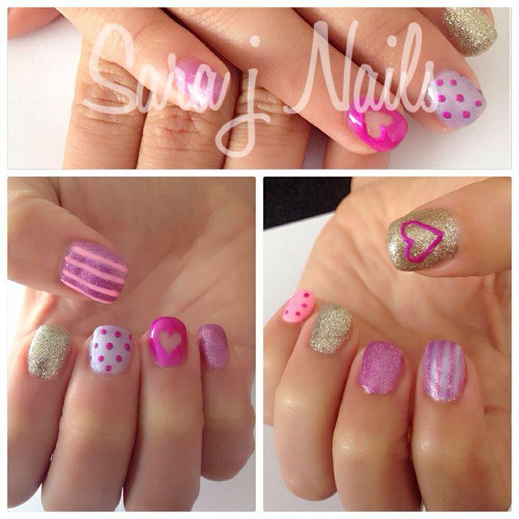 Gel Polish Nail Design | Nails | Pinterest