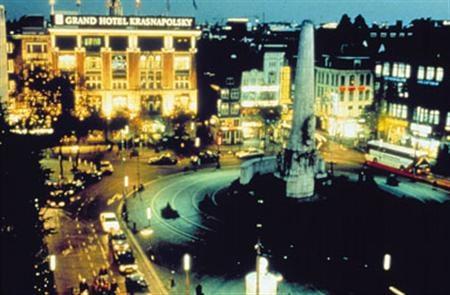 Amsterdam (Dam Square)