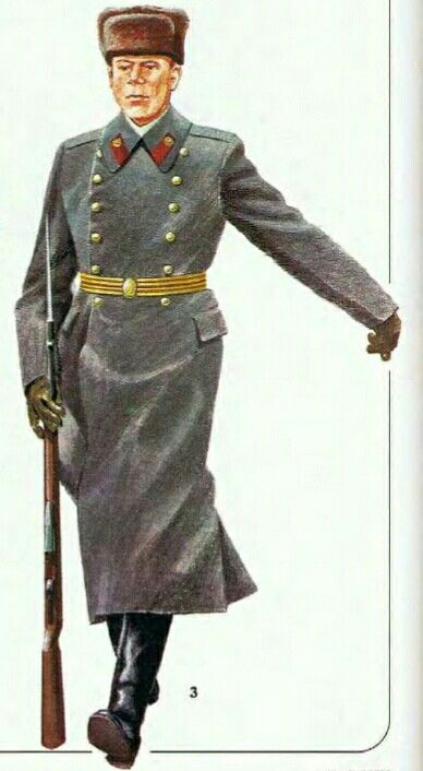 Soviet Army, Ceremonial Guard,1967 - pin by Paolo Marzioli