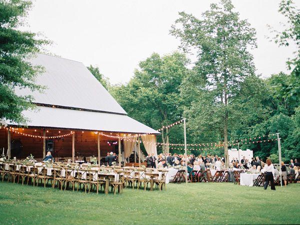 string lights | geneoh photography #wedding