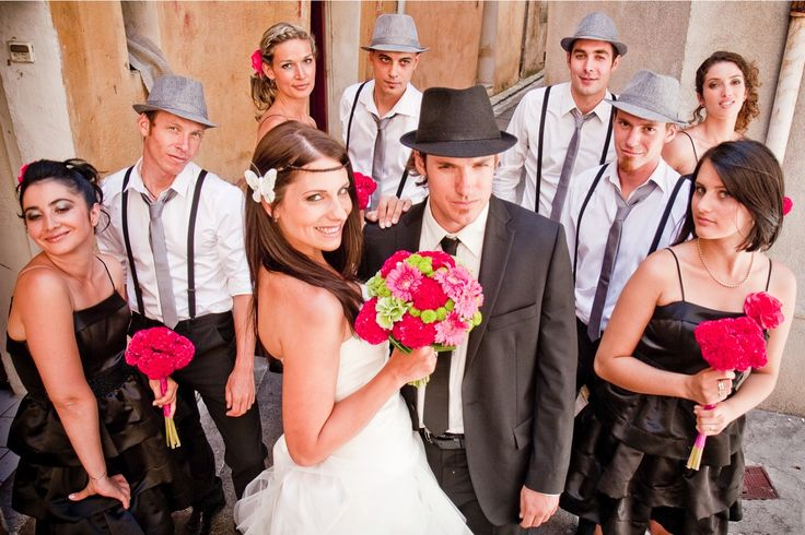 Témoins de mariage : leur rôle ©Chris Hartwig
