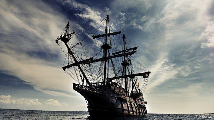 Sailing Ship Ship Wallpaper Black Pearl Ship Sailing Ships Pirates Of The Caribbean Black pearl ship wallpaper hd