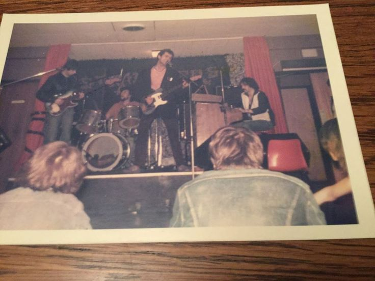 The Valley Club , Redditch United Football Ground , Sat. 12 June 1976