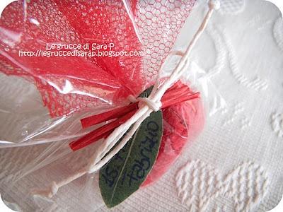 Le grucce di Sara P. bomboniere per una laurea  #legruccedisarap