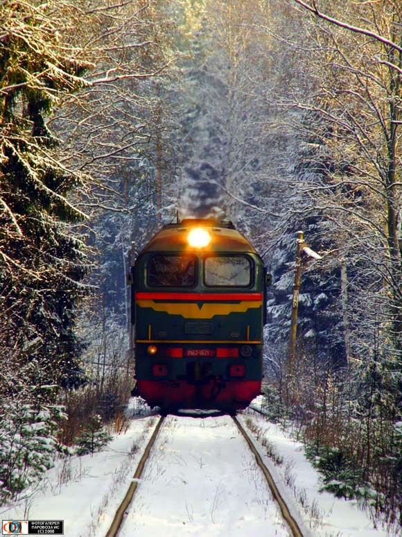 i take trains in russia anywhere west of the volga ... i love to see the culture and countryside flowing by <3