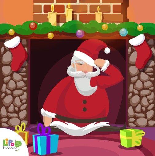We hope you had a jolly Christmas and that Santa brought you nice gifts! Ho, ho, ho...