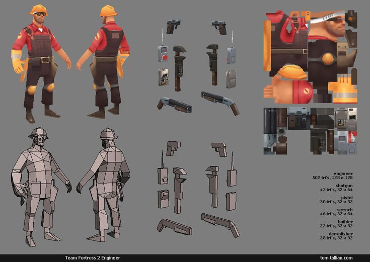 3d video game characters having some fun 10 part 2 of 2 8