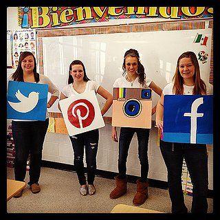 disfraz redes sociales