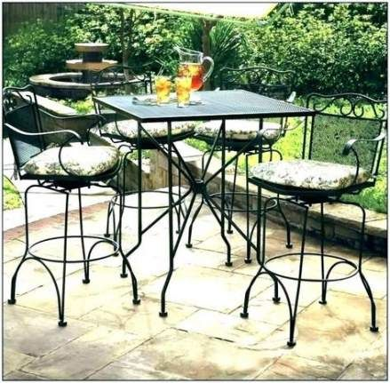 Patio Furniture Wrought Iron
