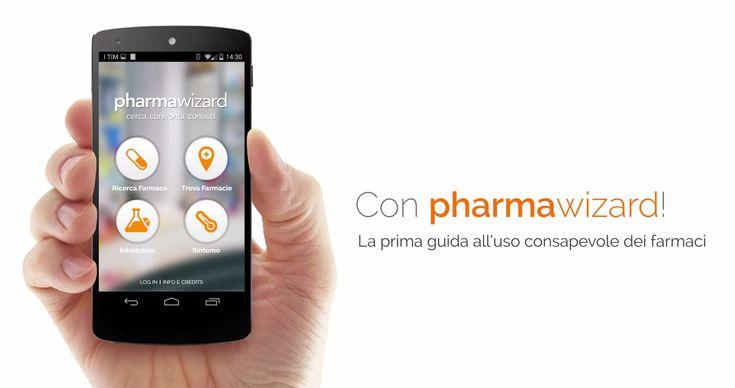 Pharmawizard: info sui farmaci in tasca