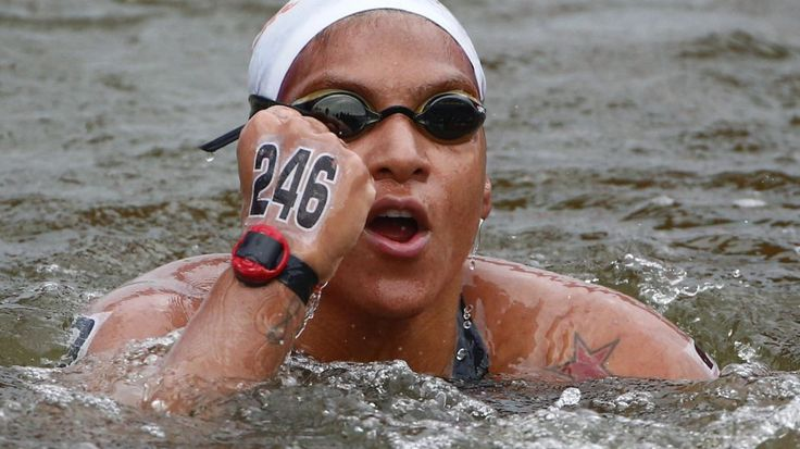Ana Marcela Cunha 2016 Olympics